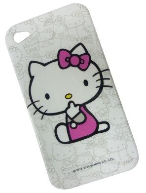 Чехол Kitty для iPhone 4