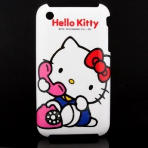 Чехол Hello Kitty для iPhone 3G и 3GS
