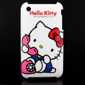 Купить Чехол Hello Kitty для iPhone 3G и 3GS