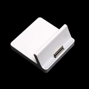 Купить Белая док-станция для iPad 2/3, iPhone 3G/4/4S