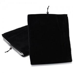 Велюровый мешочек для iPad 2