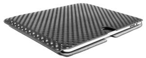 Кожаный чехол Carbon Pouch для iPad 4/3