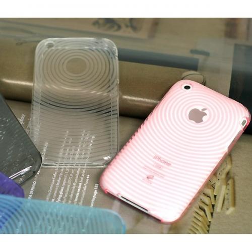Силиконов�й �е�ол circle для iphone 3g 3gs К�пи�� в