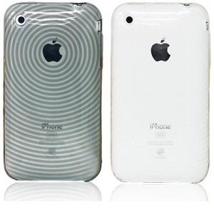 Купить Силиконовый чехол Circle для iPhone 3G/3GS
