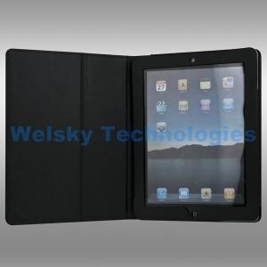 Кожаный чехол Book для iPad 2