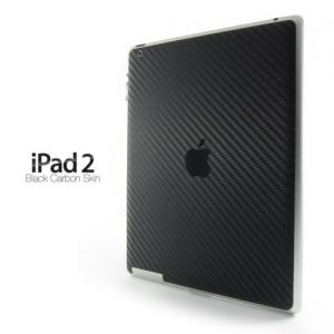 Купить Накладка Carbon для iPad 2