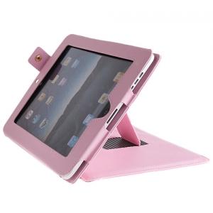 Розовый чехол для iPad 4/3