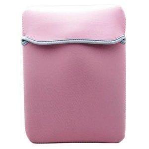 Розовый чехол LETTER для iPad/iPad 2