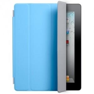 Чехол Apple Smart Cover Blue для iPad 4/3