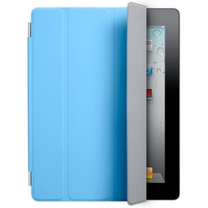 Купить Силиконовый чехол Apple Smart TPU Cover Blue (MD310) для iPad 4 | 3 | 2
