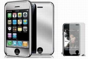 Зеркальная пленка для iPhone 3G/3GS