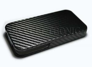Flip чехол CARBON для iPhone 4