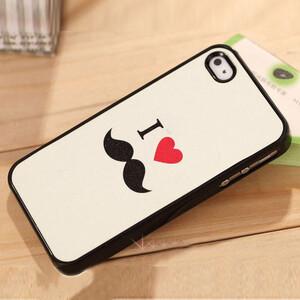 Купить Белый чехол Charlie Chaplin для iPhone 4/4S