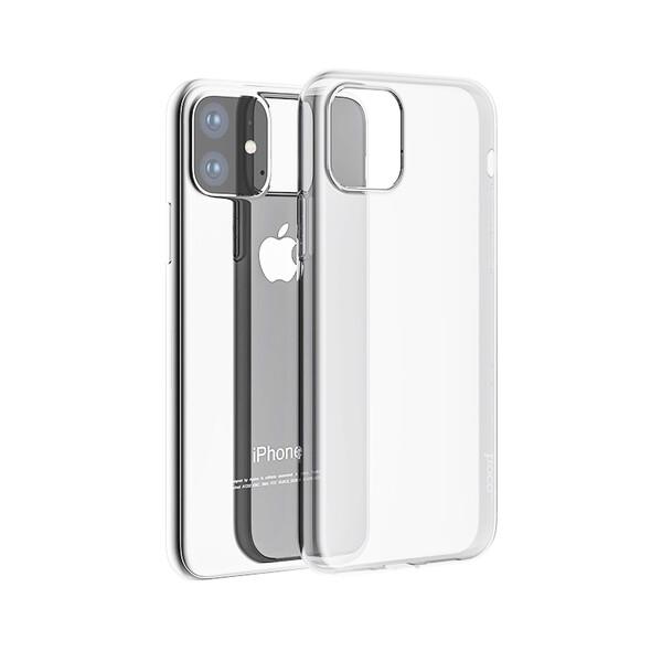 Чехол HOCO Light Series Transparent для iPhone 11
