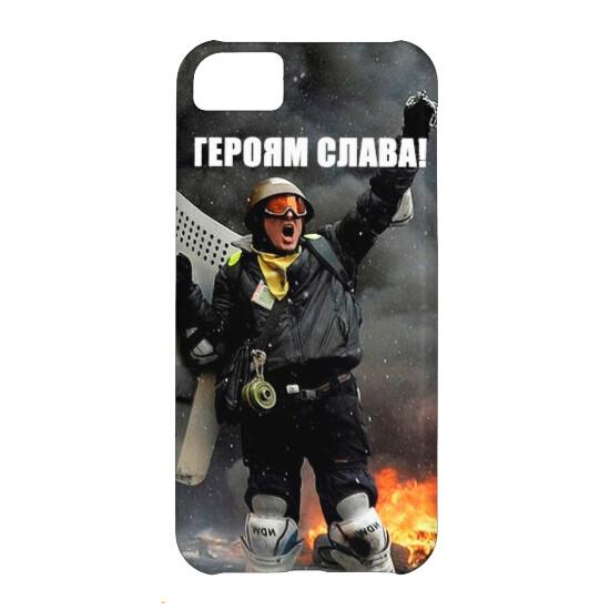 """Чехол Bart Maidan """"Героям Слава!"""" для iPhone 5C"""