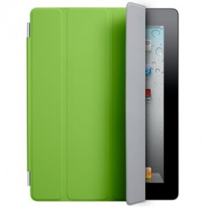 Чехол Apple Smart Cover Green для iPad 2