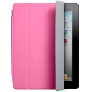 Чехол Apple Smart Cover Pink для iPad 2