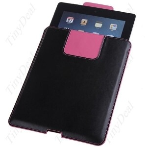 Чехол Pouch Black для iPad 2