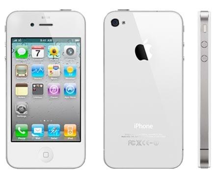Apple iPhone 4 32Gb White Neverlock Refurbished