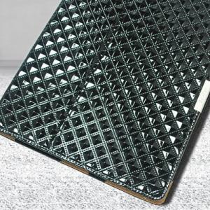 Черный кожаный чехол BRUNO для iPad 2