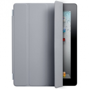 Чехол Apple Smart Cover Grey для iPad 2