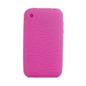 Розовый чехол для iPhone 3GS/3G