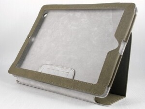 Замшевый чехол для iPad 2