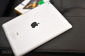 Защитная пленка для задней панели iPad 2