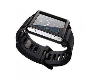 Ремешок-часы LunaTik для iPod Nano 6