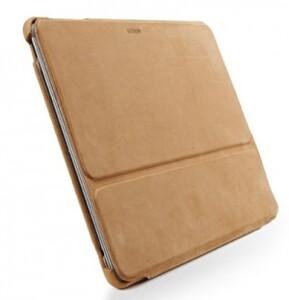 Купить SGP Leather Case Stehen Series Vintage Brown для iPad 2