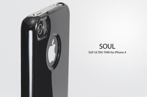 SGP Ultra Thin для iPhone 4/4S