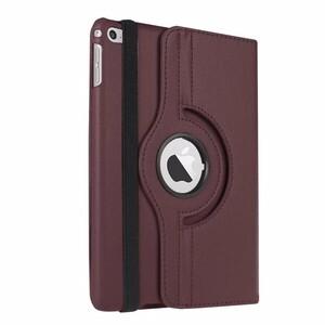 Купить Кожаный чехол 360 Rotating для iPad mini 4 Коричневый