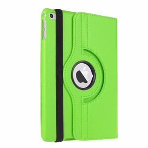 Купить Кожаный чехол 360 Rotating для iPad mini 4 Салатовый