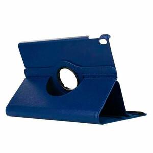 """Купить Кожаный чехол 360 Rotating Dark Blue для iPad Pro 10.5"""""""