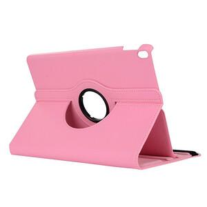 """Купить Кожаный чехол 360 Rotating Pink для iPad Pro 10.5"""""""