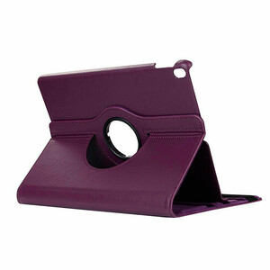 """Купить Кожаный чехол 360 Rotating Purple для iPad Pro 10.5"""""""