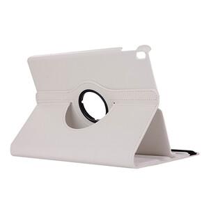"""Купить Кожаный чехол 360 Rotating White для iPad Pro 10.5"""""""