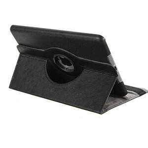 Кожаный чехол 360 Rotating для iPad mini 3/mini 2 Retina/mini Черный