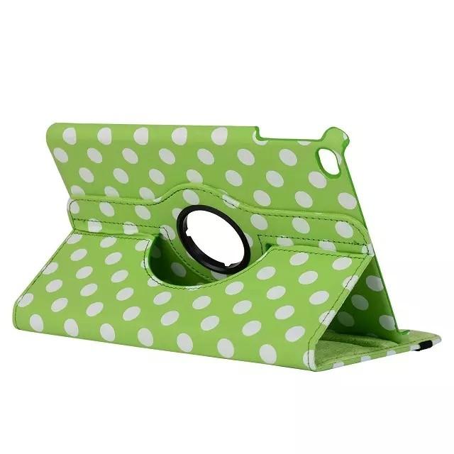 Чехол 360 Polka Dots Салатовый для iPad mini 4