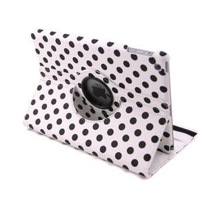 Купить Чехол 360 Polka Dots Белый для iPad mini 4