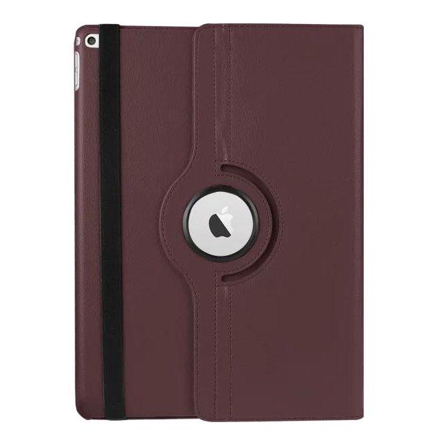 "Кожаный чехол 360 Rotating Brown для iPad Pro 12.9"""