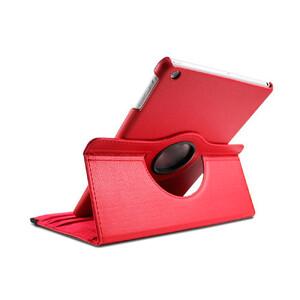 Купить Кожаный чехол 360 oneLounge Rotating для iPad mini 3/2/1 Красный