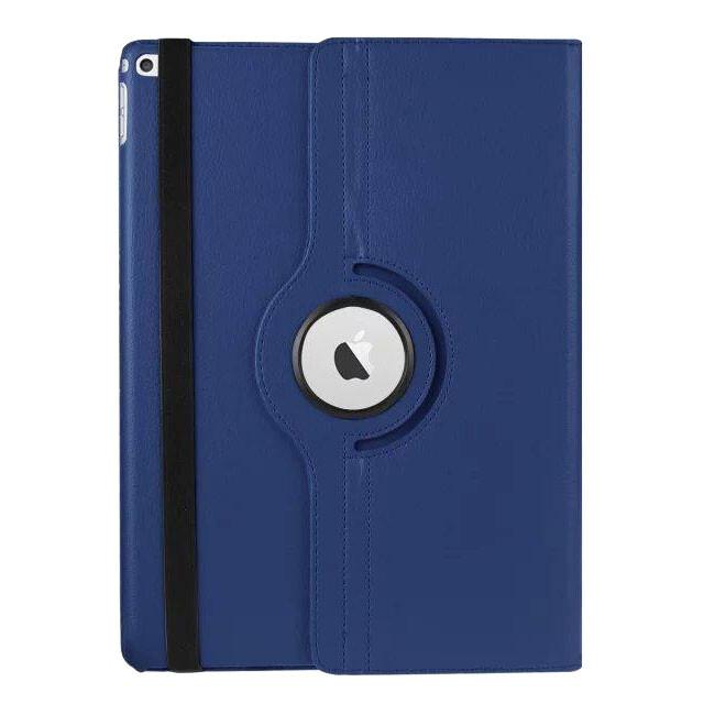 """Кожаный чехол 360 Rotating Midnight Blue для iPad Pro 12.9"""""""