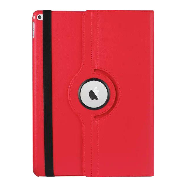 "Кожаный чехол 360 Rotating Red для iPad Pro 12.9"""