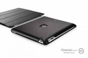 Купить SGP Hard Case Harmonie Series Black для iPad 2