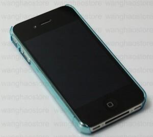 Прозрачная накладка SKY для iPhone 4/4S