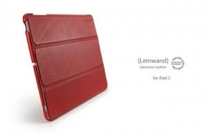 SGP [Leinwand] Dante Red для iPad 2