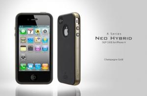 SGP Neo Hybrid Matte A Series для iPhone 4/4S