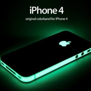 Неоновый набор Neon Glow для iPhone 4