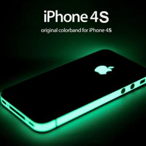 Неоновый набор Neon Glow для iPhone 4S